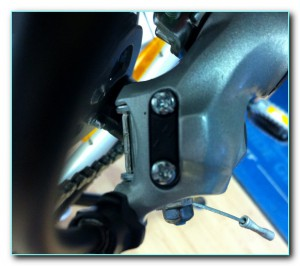 Винты регулировки скорости велосипеда