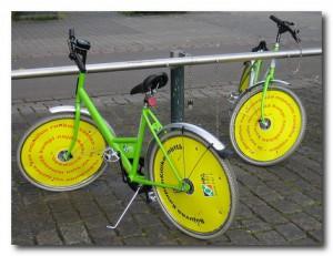 Бюджетные велосипеды