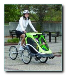 для детей спереди велосипеда