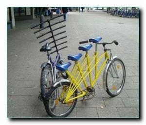 На любой рост велосипед