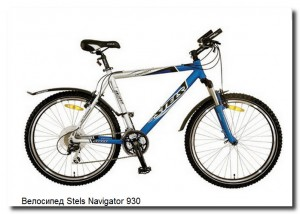 Велосипед Stels Novigator 930