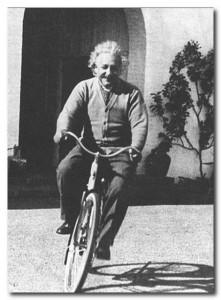великолепное владение техникой на велосипеде