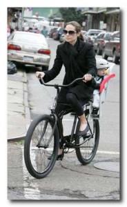 Самый экологичный транспорт велосипед