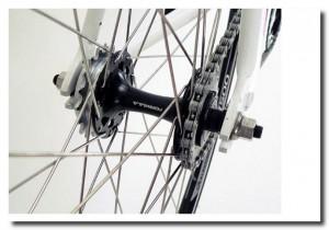 Прямой привод колеса
