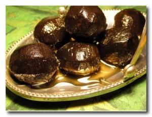Золотые плоды орехов