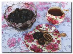 Десерт из грецких орехов