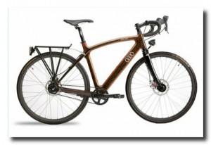 Современные изобретатели деревянной рамы велосипеда