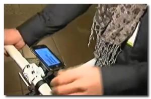 Электроника на  велосипед