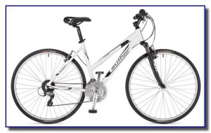 Гибридный велосипед для мужчин Author Horizon 2012