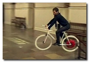 Чудо велосипед