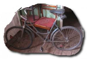 Велосипед ласточка