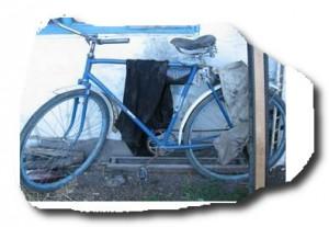 Популярный велосипед