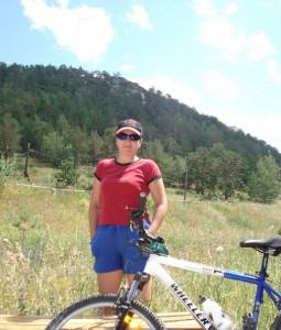 Поездка на велосипеде - отдых