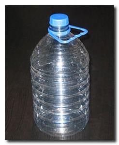 бутылка ПЭТ, объем - 5