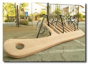 Расчёска для велосипеда