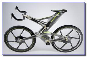 Изобретённый велосипед CERV