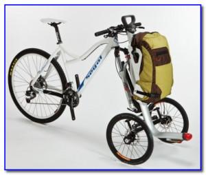 S-cargo - необычный городской велосипед