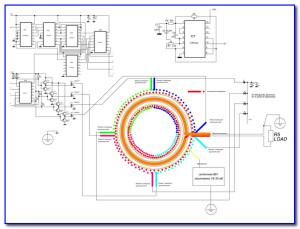 Схема задающая запуск генератора
