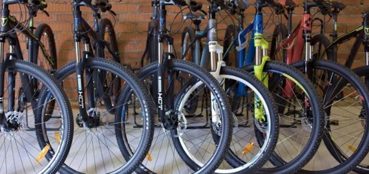 Спортивные товары и велосипеды