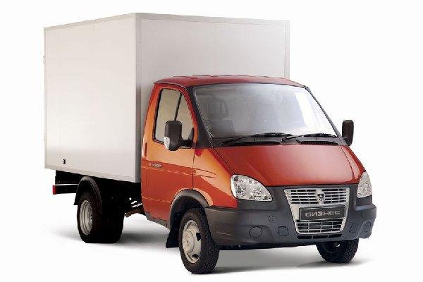 Выбираем грузовое такси